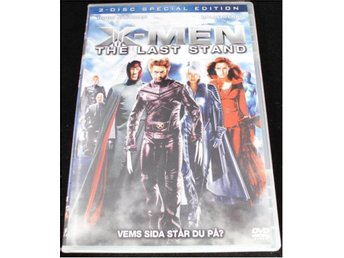 X-men  the last stand (DVD)
