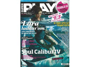 SUPER PLAY  NR 150  -SOUL CALIBUR IV , TOMB RAIDER ....