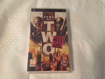 Army of TWO - The 40th Day till PSP *NYTT, INPLASTAT*