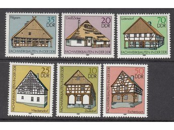 DDR 1981. Minr: 2623-28 * * - Njurunda - DDR 1981. Minr: 2623-28 * * - Njurunda