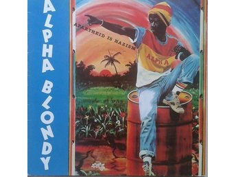 Alpha Blondy title* Apartheid Is Nazism* Reggae,Roots Reggae France LP - Hägersten - Alpha Blondy title* Apartheid Is Nazism* Reggae,Roots Reggae France LP - Hägersten