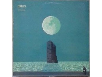 Mike Oldfield titel* Crises, Pop, Rock Prog LP - Hägersten - Mike Oldfield titel* Crises, Pop, Rock Prog LP - Hägersten