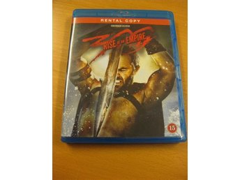 300 RISE OF AN EMPIRE  - BLU-RAY 2014