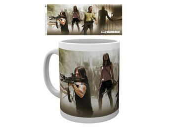 Mugg - TV - The Walking Dead Banner (MG2363)