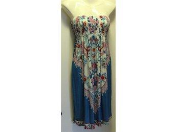 Billig Strand-Solklänning i sköna färger one size 36-40 - Angered - Billig Strand-Solklänning i sköna färger one size 36-40 - Angered