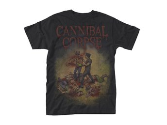 CANNIBAL CORPSE CHAINSAW T-Shirt - Large