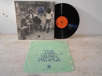 Dr. Hook & The Medicine Show - Dr. Hook UK Orig-72 !!!!!