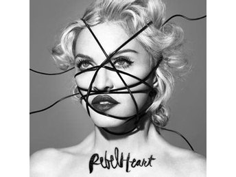 Madonna: Rebel heart 2015 (Deluxe) (CD)