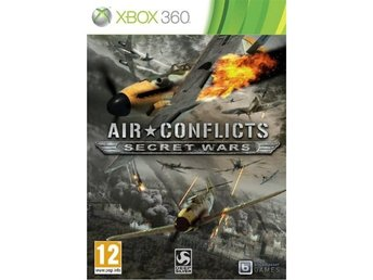 Air Conflicts Secret Wars - Xbox 360