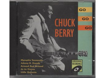 CD - Chuck Berry - Go Go Go -1992
