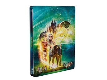 Goosebumps 3D - Limited Edition Steelbook (+2D) Blu-ray