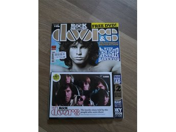 Classic Rock presents The Doors inkl dvd