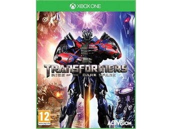 Transformers - Rise of the Dark Spark - Xbox One