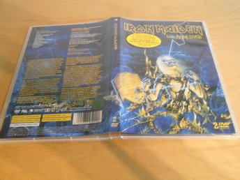 DVD - Iron Maiden - LIVE AFTER DEATH - 2 DISC