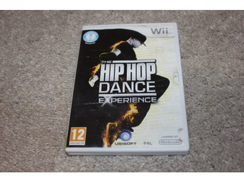 The HipHop dance experience - Nintendo Wii