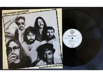 THE DOOBIE BROTHERS - MINUTE BY MINUTE. LP.
