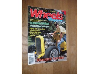 Wheels Magazine - Nr 8 - 1995