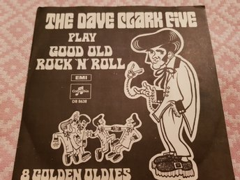 the Dave Clark five EP Good old Rock'n roll-69