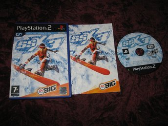 SSX 3 (PLAYSTATION 2) KOMPLETT