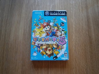 Mario Party 5 - GAMECUBE - JAPAN