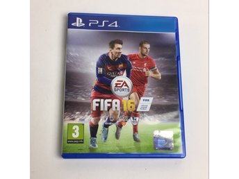 EA sports, PS4 Spel, Fifa 16