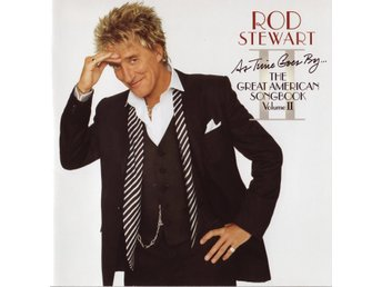 Rod Stewart - As time goes by / The great american songbook Volume II