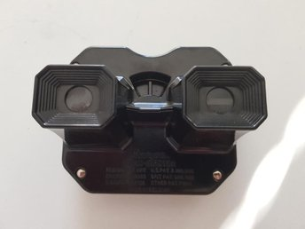 View-Master Stereoscope äldre modell