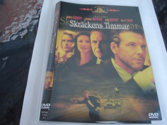 DVD-SKRÄCKENS TIMMAR *Mickey Rourke, Mimi Rogers, A.Hopkins, Kelly Lynch*