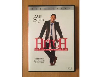 Hitch. Will Smith. DVD.