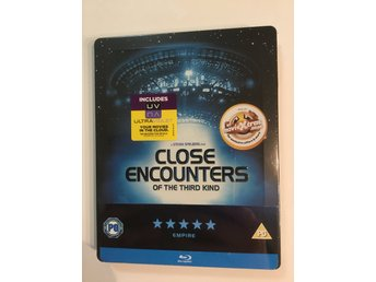 Close Encounters Of The Third Kind - Limited Steelbook (Blu-ray)