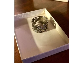 Ring, silver 4