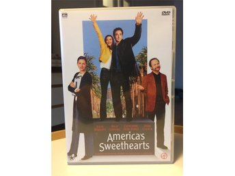 DVD- AMERICA'S SWEETHEARTS (JULIA ROBERTS/ BILLY CRYSTAL/ CATHERINE ZETA-JONES/)