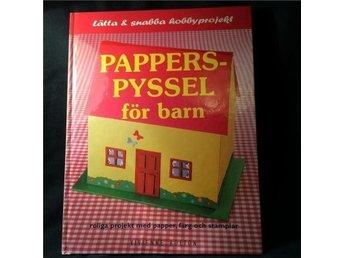 Nykomna Papperspyssel för barn. Roliga projekt med papp.. (364875282) ᐈ DH-45