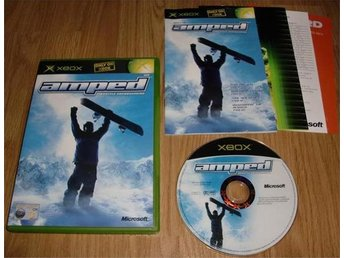 Xbox: Amped Freestyle Snowboarding