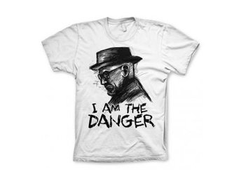 Breaking Bad T-shirt I Am The Danger XL