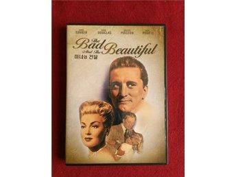 The bad and the beautiful, Kirk Douglas, Lana Turner, Dick Powell - Göteborg - The bad and the beautiful, Kirk Douglas, Lana Turner, Dick Powell - Göteborg