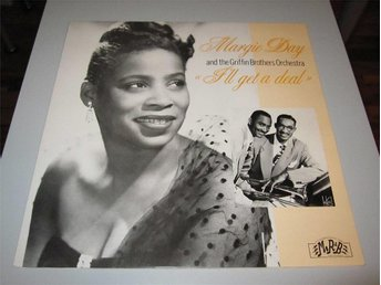 Margie Day And The Griffin Brothers – I'll Get A Deal Mr R&B Records – R&B 109 - Bullaren - Margie Day And The Griffin Brothers – I'll Get A Deal Mr R&B Records – R&B 109 - Bullaren