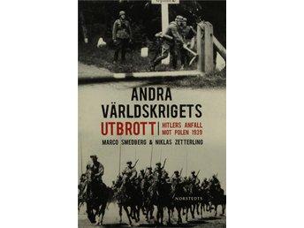 Andra världskrigets utbrott, Marco Smedberg - Knäred - Andra världskrigets utbrott, Marco Smedberg - Knäred