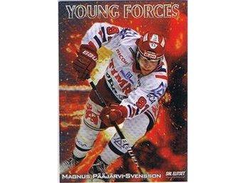 2009-10 SHL serie 2 Young Forces #12 Magnus Pääjärvi-Svensson Timrå IK - Torshälla - 2009-10 SHL serie 2 Young Forces #12 Magnus Pääjärvi-Svensson Timrå IK - Torshälla