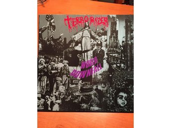 Terrorizer - World down fall - LP