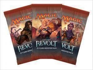 4st Magic the gathering, Aether Revolt Boosters