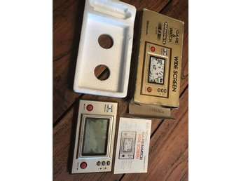 Game&Watch Nintendo parachute
