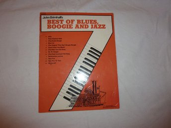 Brimhall´s Best of blues,boogie and jazz