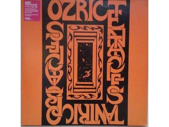 Ozric Tentacles title* Tantric Obstacles* UK & Europe 2 LP 180g NM