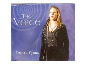 "Eurovision 1996 Ireland Eimear Quinn ""The Voice"" CD-single"