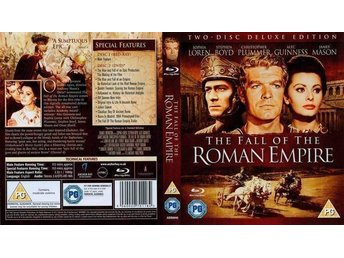 THE FALL OF THE ROMAN EMPIRE DVD - Jonsred - THE FALL OF THE ROMAN EMPIRE DVD - Jonsred