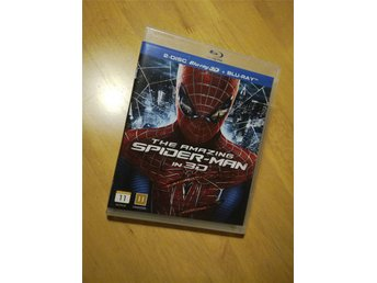 SPIDER-MAN in Blu-ray 3D + BLU-RAY