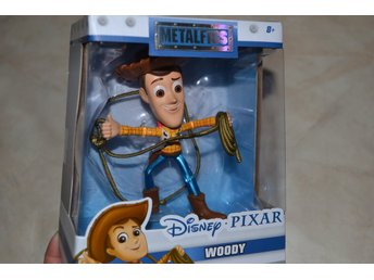 Woody fr. Toy Story Disney, Metalfigs (JADA Toys) 10cm Ny