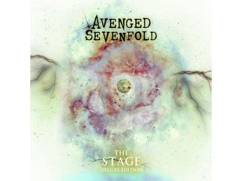 Avenged Sevenfold: The stage 2017 (Deluxe/Digi) (2 CD)