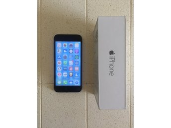 iPhone 6 - 16GB - Space Gray. Defekt